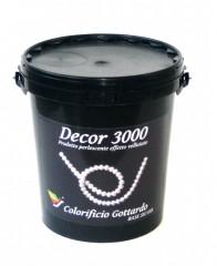 DECOR 3000 (DECORATIVO AD EFFETTO VELLUTO)